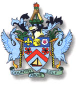 St Kitts & Nevis Coat of Arms