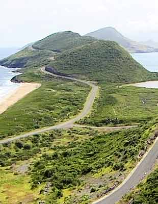 St Kitts & Nevis Geography 01