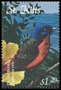 Clements: Painted Bunting (Passerina ciris)(Out of range)  new (2001)